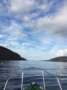 Majestic Loch Ness