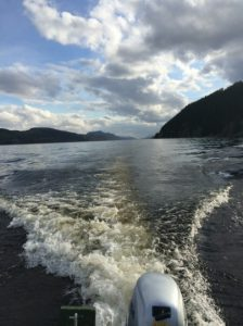 Stunning vierws of Loch Ness